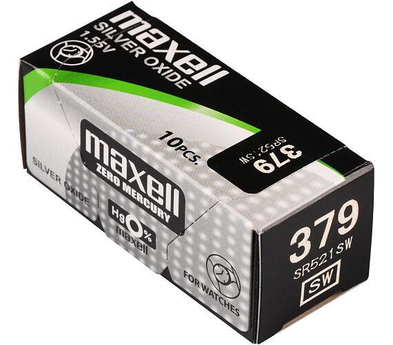 379/SR521SW/V379 1BP Ag maxell