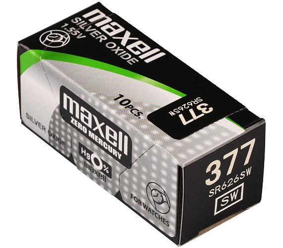 377/SR626SW/V377 1BP Ag maxell
