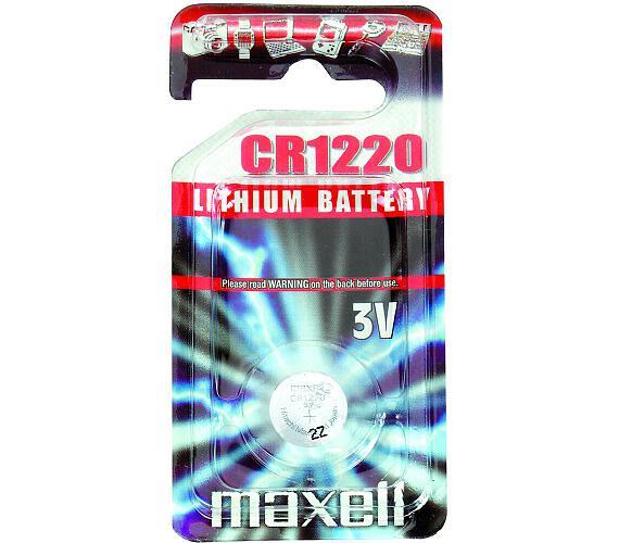 CR1220 1BP Li maxell