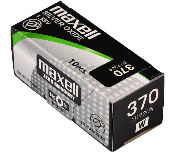 370/SR920W/V370 1BP Ag maxell