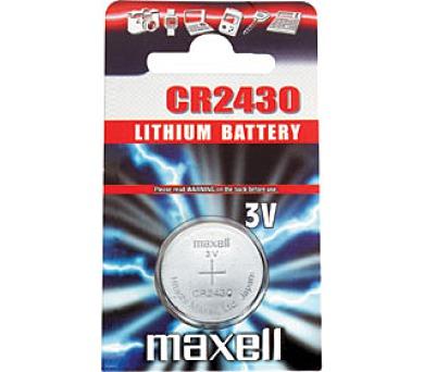 Maxell CR 2430