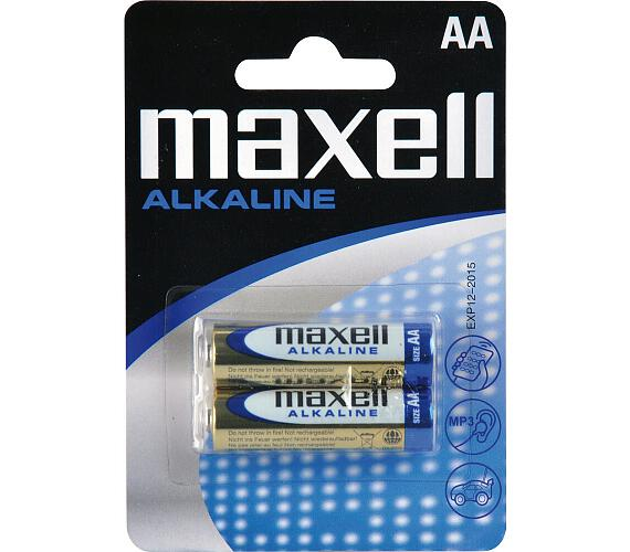 LR6 2BP AA Alk maxell