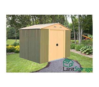 Lanitplast Lanit Storage 10x12 (1.část)