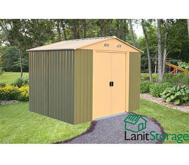 Lanitplast Lanit Storage 10x12 (2.část)