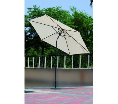 Slunečník Rojaplast 8000S prům. 270 cm naklápěcí