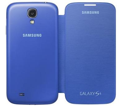 Samsung pro Galaxy S4 (EF-FI950BCEG) - modré