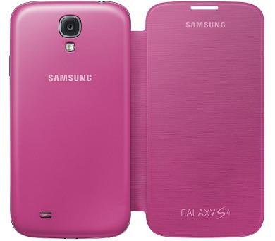 Samsung pro Galaxy S4 (EF-FI950BPEG) - růžové