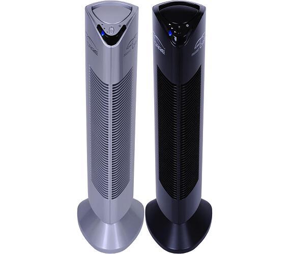 SET Čistička vzduchu Ionic-CARE Triton X6 s ionizátorem černý + Čistička vzduchu Ionic-CARE Triton X6 s ionizátorem stříbrná + DOPRAVA ZDARMA