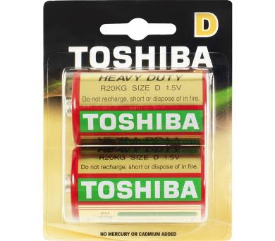 R20 2BP D HeavyDuty Zn Toshiba
