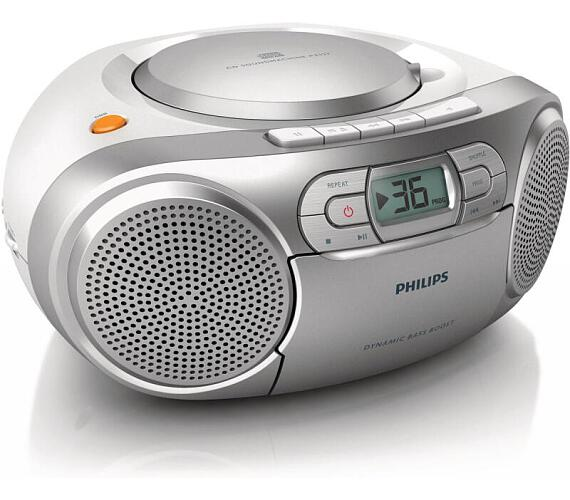 Philips AZ127 s CD