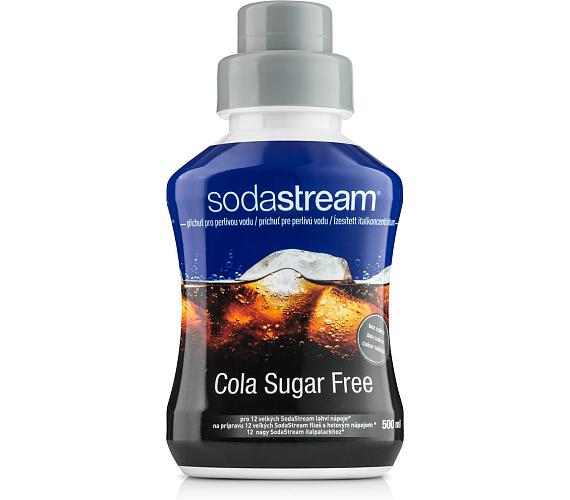 Sodastream sirup 500 ml Cola Sugar Free