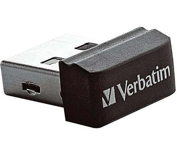 Verbatim Store 'n' Stay Nano 32GB USB 2.0 - černý