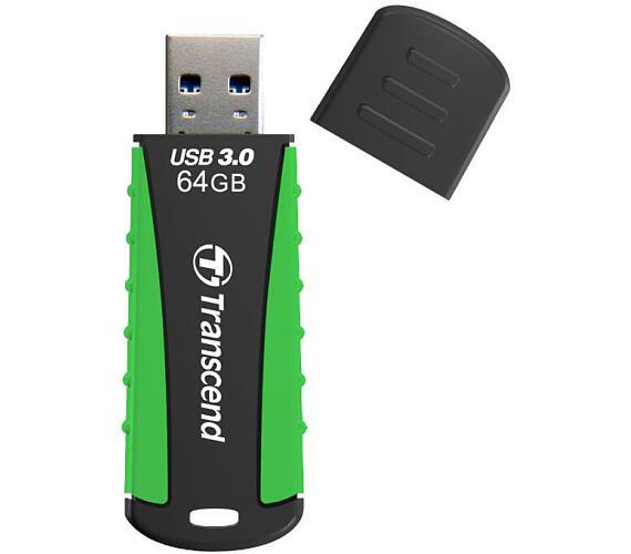 Transcend JetFlash 810 64GB USB 3.0 - zelený
