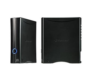 Transcend StoreJet 35T3 3TB USB 3.0 - černý