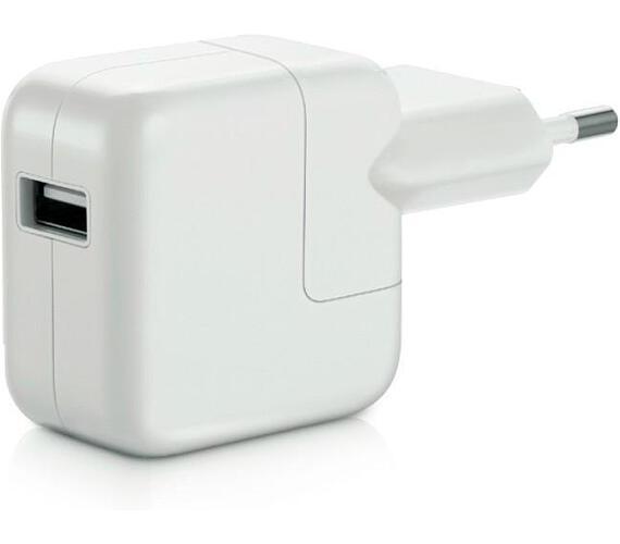 Apple 12W pro iPhone/iPad - bílá