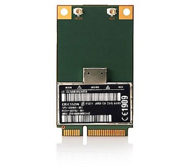 Síťová karta HP hs2350 HSPA+ Mobile Broadband (3G modul) mimoUS + DOPRAVA ZDARMA