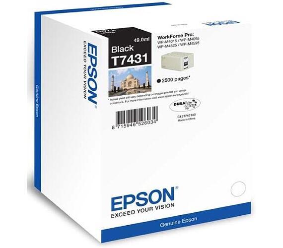 Epson T7431 + DOPRAVA ZDARMA