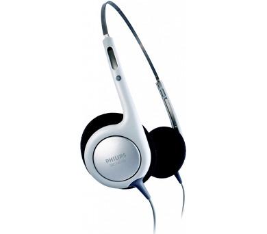 Philips SBCHL140 - stříbrná/bílá