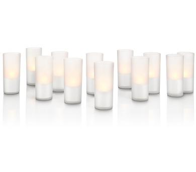 Philips CandleLights White 69133/60/PH + DOPRAVA ZDARMA