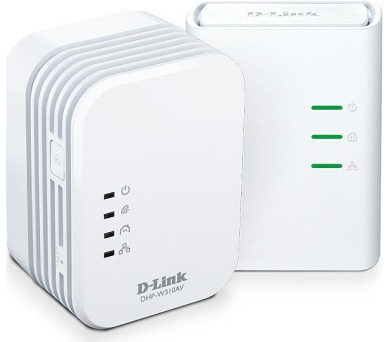 D-Link DHP-W311AV KIT WiFi N extender 500 Mb/s + DOPRAVA ZDARMA
