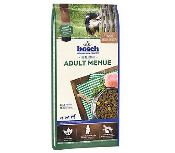 Granule BOSCH Adult Menue 15 kg