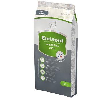 Eminent Lamb&Rice 15 kg + 2 kg ZDARMA + DOPRAVA ZDARMA