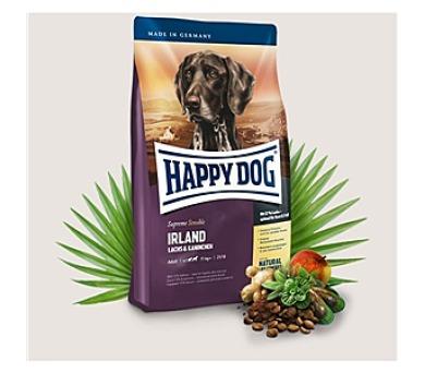Granule HAPPY DOG Irland Lachs&Kaninchen 12,5 kg