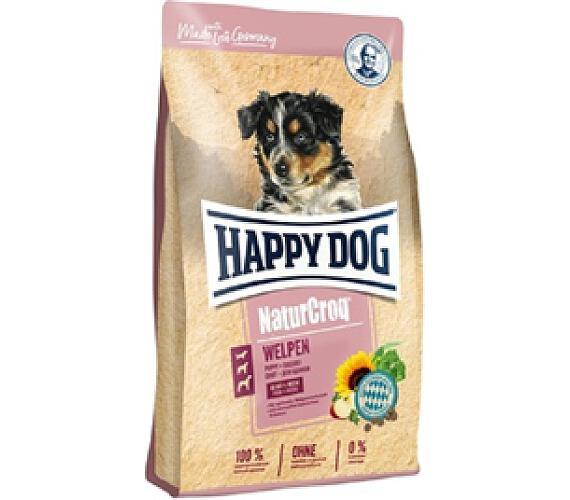 Granule HAPPY DOG NATUR-Croq fur Welpen 15 kg