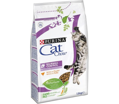 Granule Purina Cat Chow Special Care Hairball 1,5 kg