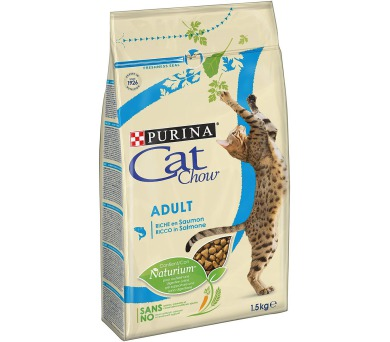 Cat Chow Adult Salmon&Tuna 1,5 kg