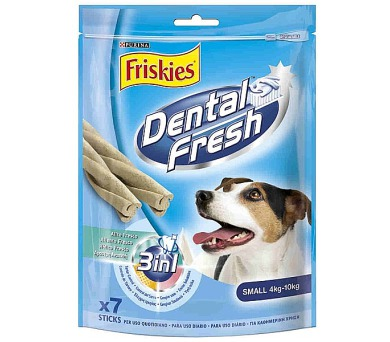 Friskies Dental fresh S pes 1 x 110g