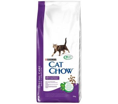 Cat Chow Special Care Hairball 15 kg + DOPRAVA ZDARMA
