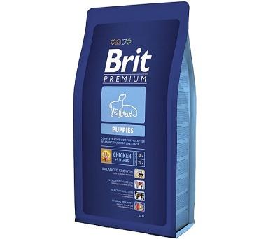 Brit Premium Dog Puppies 3 kg