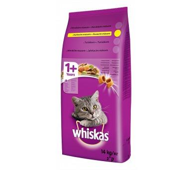 Whiskas Adult kuřecí 14 kg