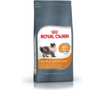 Granule Royal Canin Hair and Skin 2 kg
