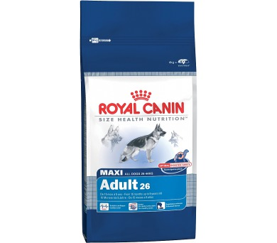 Granule Royal Canin Maxi Adult 4 kg