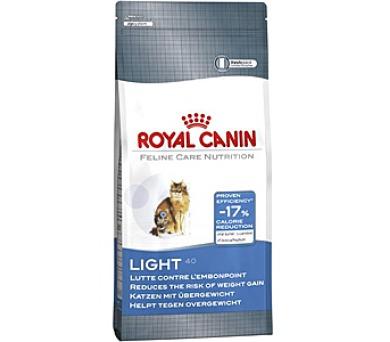 Granule Royal Canin Light 40 2 kg