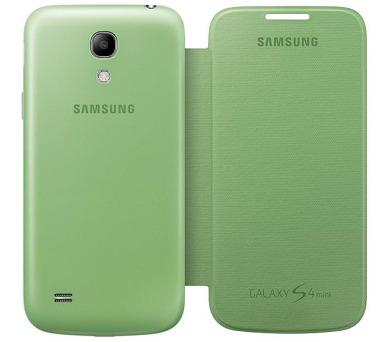 Samsung pro Galaxy S4 mini (EF-FI919BG ) - zelené + DOPRAVA ZDARMA