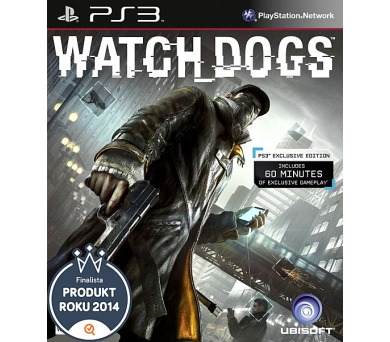Ubisoft PS3 Watch_Dogs