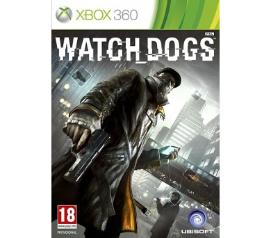 Ubisoft Xbox 360 Watch_Dogs