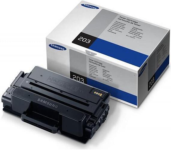 Samsung MLT-D203S/ELS 3000 stran originální - černý + DOPRAVA ZDARMA