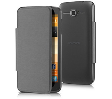 Kryt na mobil ALCATEL ONETOUCH flip 5035D pro ONETOUCH X´Pop - černý