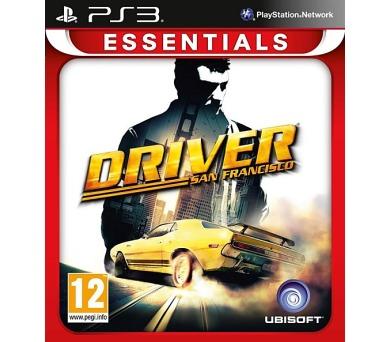 Ubisoft PS3 Driver San Francisco Essentials