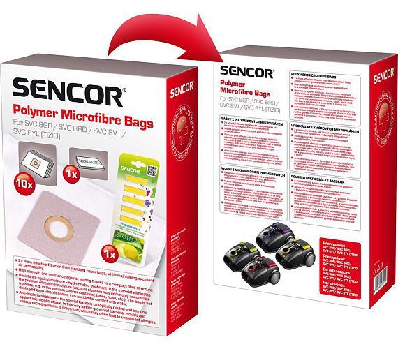 Sencor SVC 8 (10ks)+vůně (5ks)