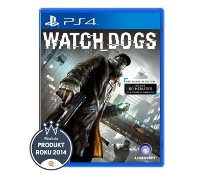 Ubisoft PlayStation 4 Watch_Dogs