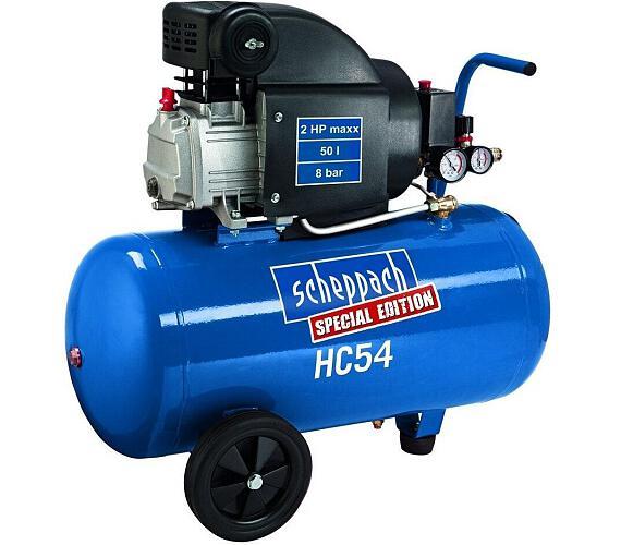 Scheppach HC 54 + DOPRAVA ZDARMA