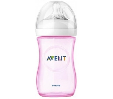 AVENT 260ml Natural PP