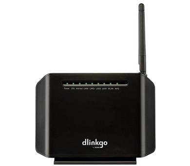 D-Link GO-DSL-N151