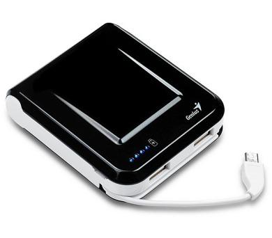 Genius ECO-u700 7800 mAh 7800 - černá/bílá