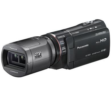 Panasonic HC-X920EP-K + DOPRAVA ZDARMA